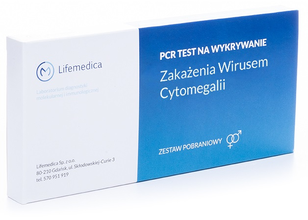 cytomegalia - test z drwenerolog.pl